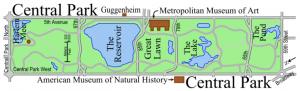 central-park-kaart